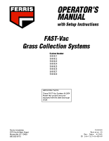 Ferris 2004 Fast-Vac Grass Collection System