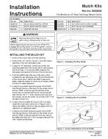 Ferris CCW 36 Deck Mulch Kit Instalation Instructions