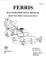 Ferris H22 Series Illustrated Parts Manual Serial 7541