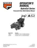 Ferris HydroCut Operator Manual