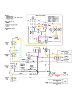 Ferris I S1500 Z Series_19 H P, 21 H P, 25 H P Kawasaki Models Serial No's 1047 & Above Wiring Diagram