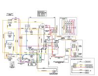 Ferris I S2000 Z Zero- Turn Rider – 30 H P Briggs Models Wiring Diagram