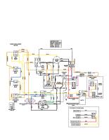 Ferris I S3100 Z Zero- Turn Rider – 32 H P Briggs & Stratton Models Wiring Diagram