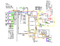 Ferris I S5000 Z Series 34 H P Briggs & Stratton  Diahatsu Gas Model Wiring Diagram