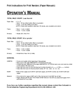 Ferris IS1500Z Operators Manual (2005 Models)