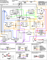 Ferris IS3100Z Briggs & Stratton Wiring Diagram
