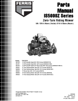 Ferris IS5000Z Serial 1226 – Above-Tractor- 1210 – Above-Mower