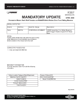 Ferris Service Bulletin F097 Mandatory Update Excessive Belt Tension on IS500ZBV2652 Series Zero-Turn Riding Mowers