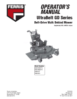 Ferris UltraBelt BGF Operator Manual