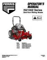 IS2100Z Ops Manual