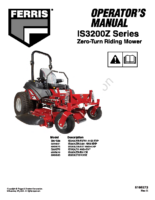 Ferris UK Mower and parts Downloads - manuals, bulletins and