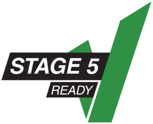 Stage 5 ready logo