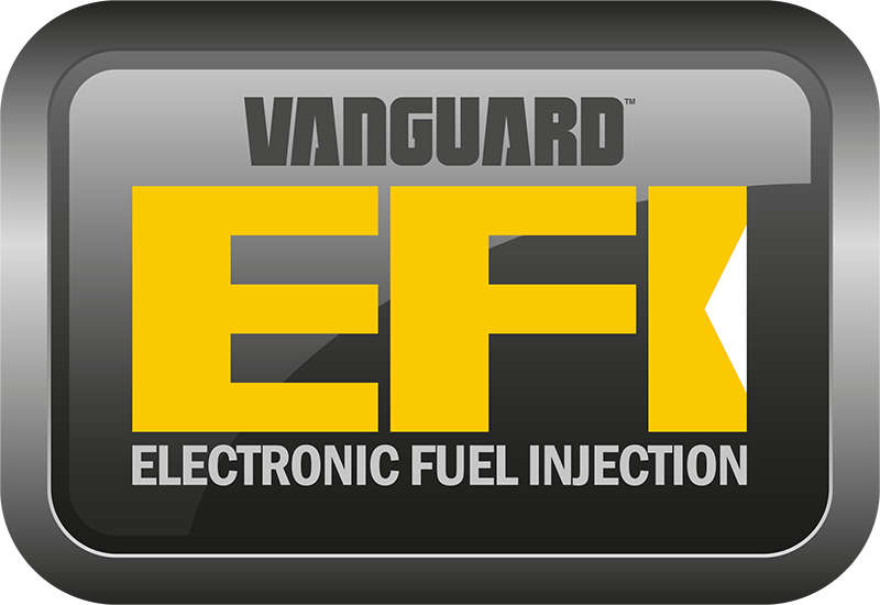 Vanguard EFI engine logo