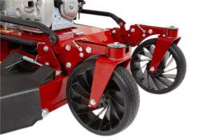FW15 caster wheels